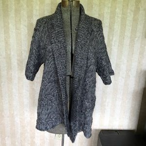 a.n.a. Open Front Cardigan